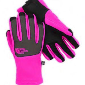 The North Face Girls' Denali ETIP(TM) Gloves